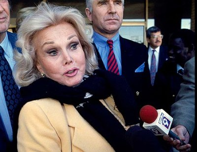 Zsa Zsa Gabor To Have Risky Surgery