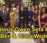 https://www.celebdirtylaundry.com/2020/days-of-our-lives-spoilers-gabi-is-jakes-ben-ciara-wedding-date-jealous-gwen-sets-fire-to-cin-ceremony/
