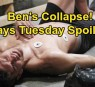 https://www.celebdirtylaundry.com/2020/days-of-our-lives-spoilers-tuesday-august-4-ben-collapses-during-getaway-chloe-spills-ciara-hope-rush-to-eves-lair/