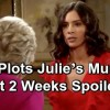https://www.celebdirtylaundry.com/2018/days-of-our-lives-spoilers-next-2-weeks-gabi-plots-julies-murder-desperate-to-keep-paternity-secret-jj-saves-nurse-haleys-life/