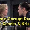 https://www.celebdirtylaundry.com/2019/days-of-our-lives-spoilers-eves-past-with-xander-comes-back-to-bite-kristen-dimera-forces-corruption-in-salem-pd-mayors-office/