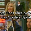 https://www.celebdirtylaundry.com/2018/general-hospital-spoilers-friday-april-20-dantes-a-hero-mike-and-avery-found-safe-jasam-and-spinellis-bank-bust/