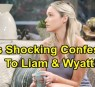 https://www.celebdirtylaundry.com/2019/the-bold-and-the-beautiful-spoilers-flos-shocking-confession-to-liam-and-wyatt-spills-baby-secret/