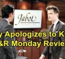 https://www.celebdirtylaundry.com/2019/the-young-and-the-restless-spoilers-monday-november-18-review-billy-apologizes-to-kyle-chance-mystery-in-the-maldives-sharon-helps-connor/