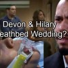 https://www.celebdirtylaundry.com/2018/the-young-and-the-restless-spoilers-devon-and-hilarys-deathbed-wedding-tragic-goodbye-for-hevon/