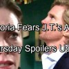 https://www.celebdirtylaundry.com/2018/the-young-and-the-restless-spoilers-thursday-june-21-update-victoria-suspects-j-t-s-alive-abbys-shocking-discovery/