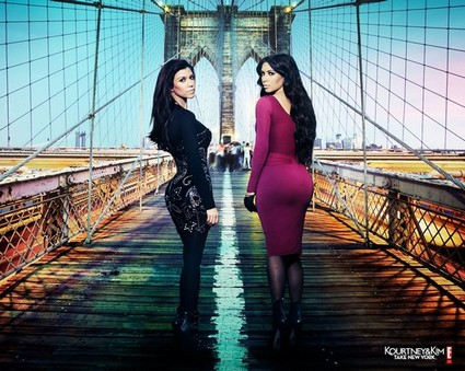 Kourtney and Kim Take New York Recap, Season 2 Episode 9 'Voices from Beyond' 1/22/12