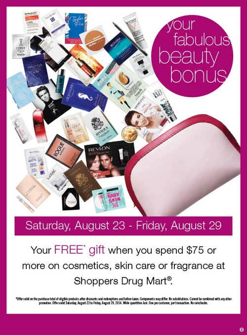 30 Fabulous Looks Throughout 30 Days: Shoppers Drug Mart 30 Days of Beauty