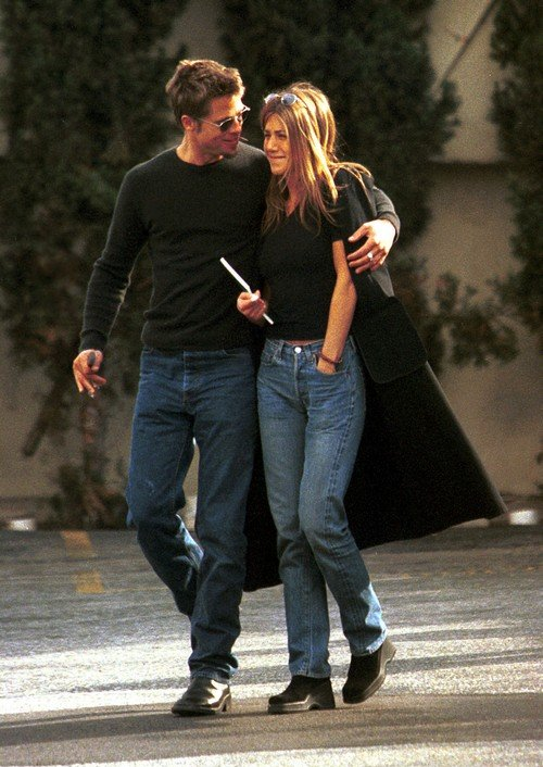 Angelina Jolie Divorce Drives Brad Pitt Back Into Jennifer Aniston's Arms?