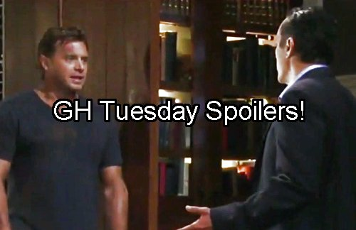 'General Hospital' Spoilers: Sonny Horror Struck at Morgan Death News – Julian Warns Ava About Mob Hit – Sam Confronts Franco