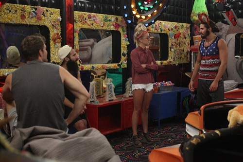 "Big Brother 18 LIVE Recap Corey Wins POV - Leaves Natalie and James on Chopping Block: Season 18 Episode 36 ""PoV and Ceremony"""