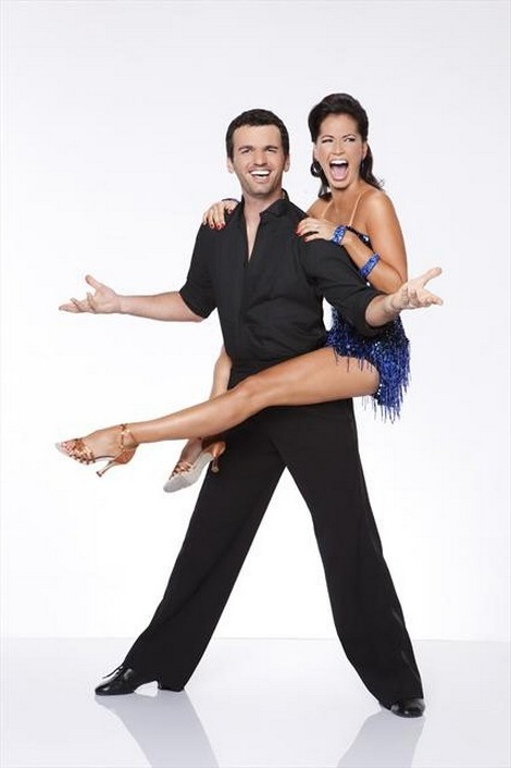Melissa Rycroft Dancing With The Stars All-Stars Fox Trot Performance Video 9/24/12