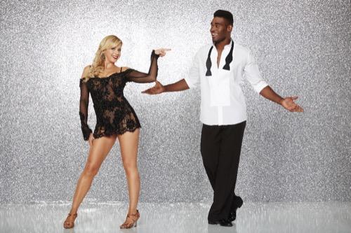 Jodie Sweetin Dancing With The Stars Tango Video Season 22 Week 1– 3/21/16 #DWTS22