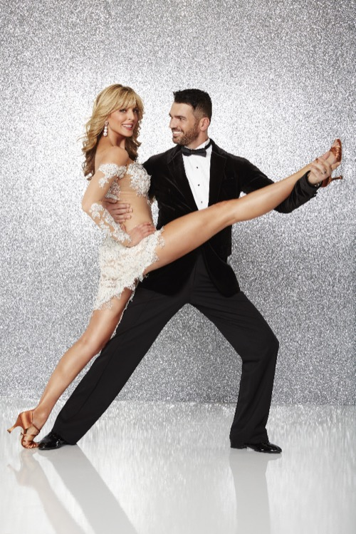 Marla Maples Dancing With The Stars Quickstep Video Season 22 Week 1– 3/21/16 #DWTS22
