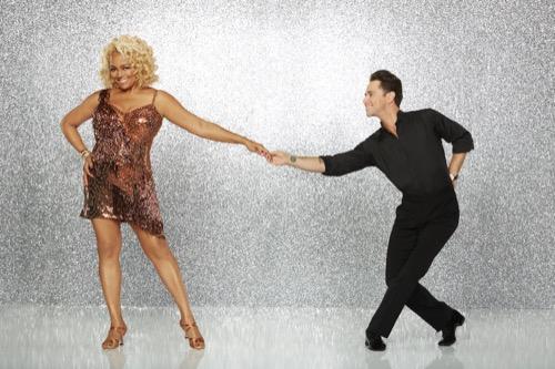 Kim Fields Dancing With The Stars Cha ChaVideo Season 22 Week 1– 3/21/16 #DWTS22