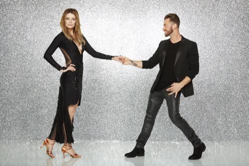 Mischa Barton Dancing With The Stars TangoVideo Season 22 Week 1– 3/21/16 #DWTS22