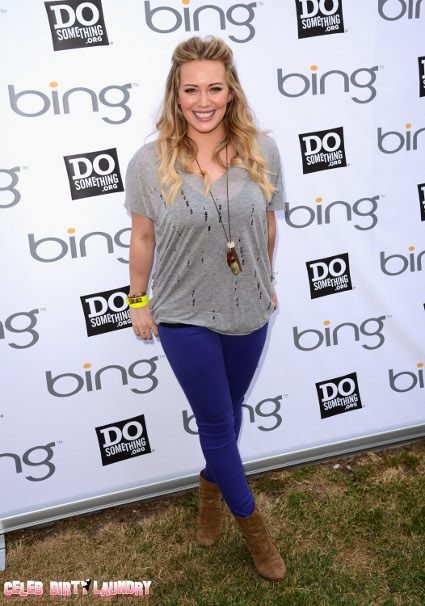 Hilary Duff, Cody Simpson, and Others Make Volunteering HOT and SEXY at Bing's 'Summer of Doing' Event (Photos)
