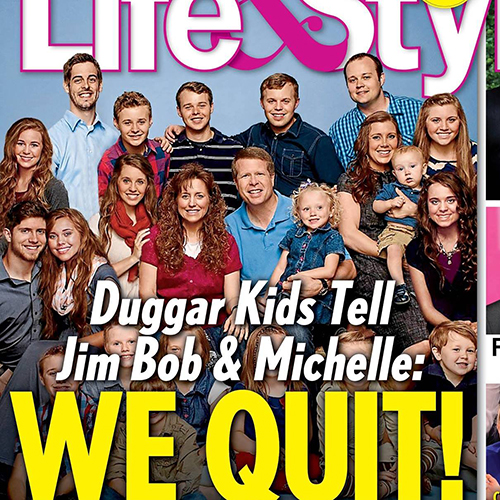 Jim Bob Duggar And Michelle Duggar's Children Want Out Of Corrupt Reality TV Empire – Spill Family Secrets?