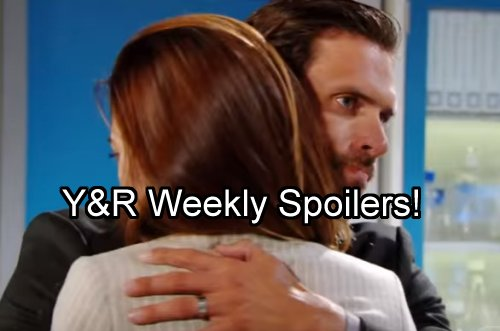'The Young and The Restless' Spoilers: Chloe Confesses, Sages Diary Revealed - Adam Proven Innocent But Goes Nuts