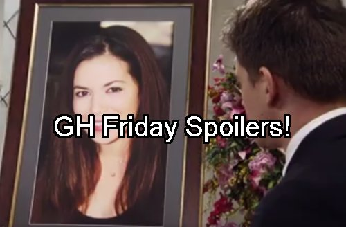 'General Hospital' Spoilers: Sabrina's Funeral – Hayden and Finn Get Close – Paul Comes Clean - Curtis Finds GH Killer Clue