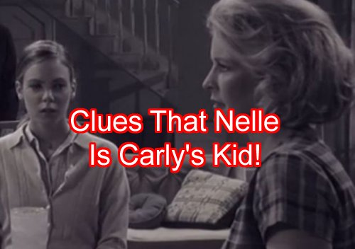 'General Hospital' Spoilers: Nelle is Carly's Secret Daughter - GH Writers Leave Clues