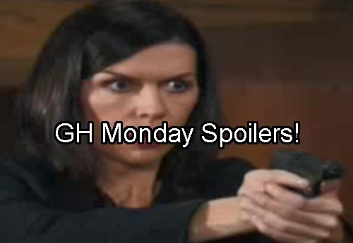 General Hospital Spoilers: Anna and Dillon Battle Paul For Tracy's Life - Ava Terrified Of Connie Murder Confession Reveal