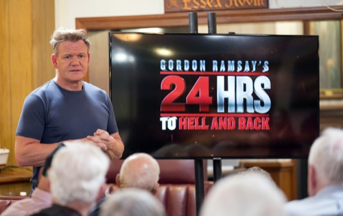 Gordon Ramsay's 24 Hours to Hell & Back Premiere Recap 01/07/20: Season 3 Episode 1