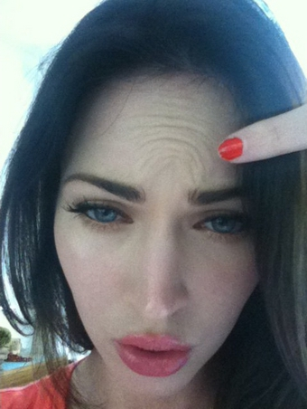 Megan Fox: 'Things You Can't Do With Your Face When You've Gotten Botox'