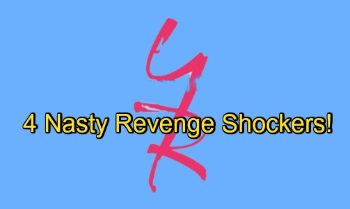 The Young and the Restless Spoilers: 4 Nasty Revenge Shockers – Genoa City Residents Determined to Settle the Score
