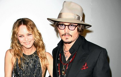 Vanessa Paradis Says She And Johnny Depp Are NOT Splitting Up - Implies Rumors Are False