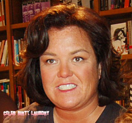 Rosie O'Donnell To Donald Trump: 'You're An Ass In Everyway'