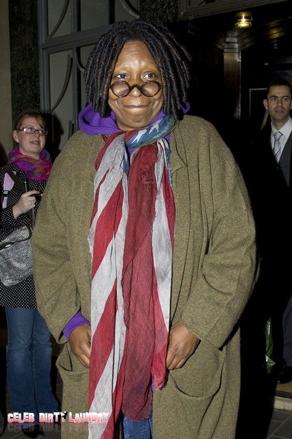 Whoopi Goldberg Farts Loudly On Live TV