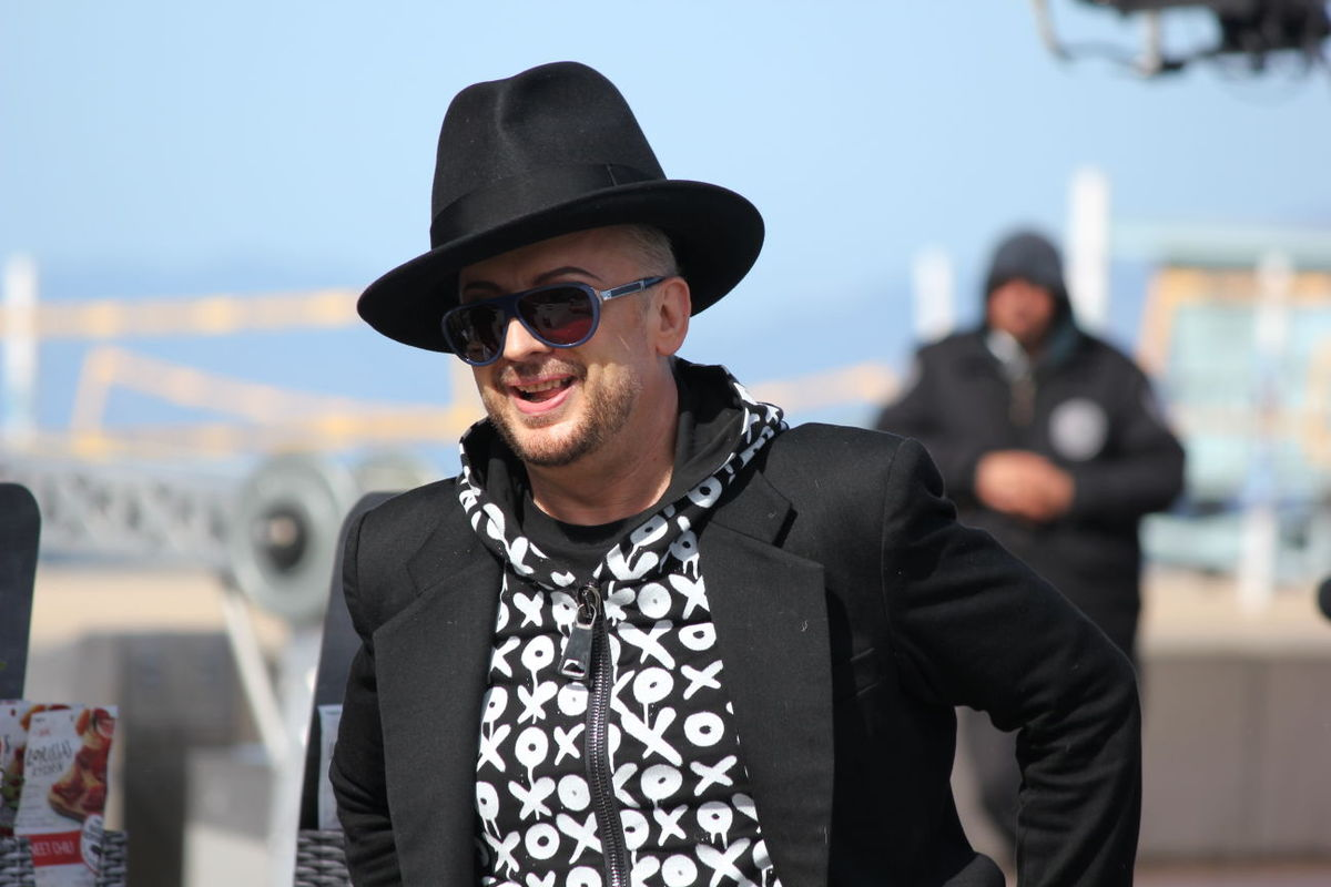 The Celebrity Apprentice Spoilers: Boy George Tipped As Frontrunner To Win Season 15