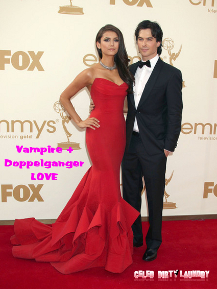 Ian Somerhalder and Nina Dobrev Are Almost Done Shooting Season 3 of 'Vampire Diaries'