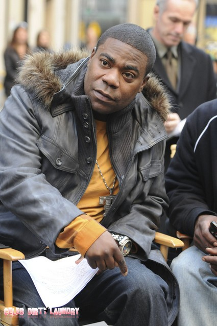 Tracy Morgan Falls Unconscious And Rushed To Hospital At Sundance
