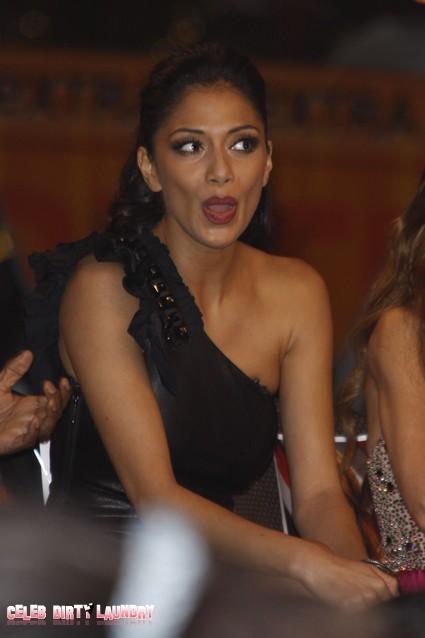 The X Factor USA Judge Nicole Scherzinger Held At Gunpoint On Mexican Trip