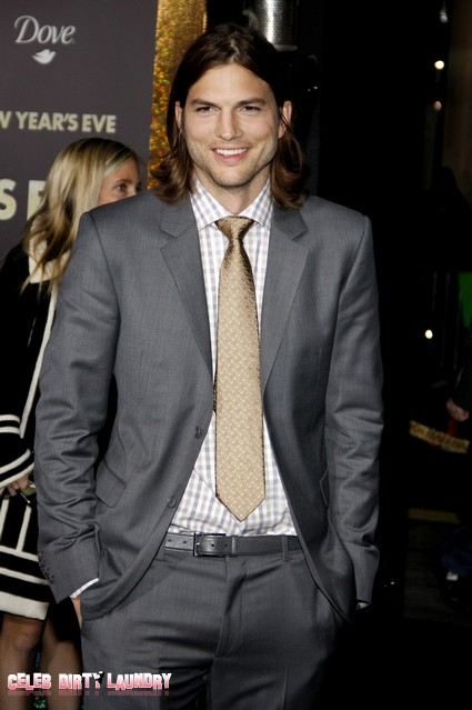 Ashton Kutcher Up To His Old Tricks With MTV's Punk'd