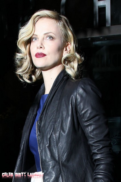 Charlize Theron Takes Men Home But Not To Bed
