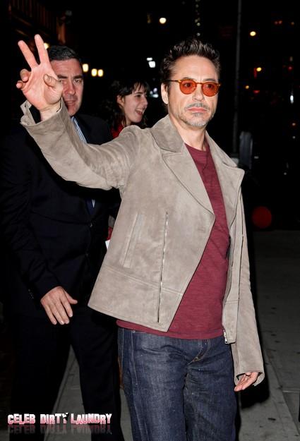 Robert Downey Jr. – I'm No Method Actor!