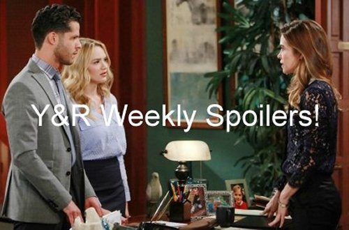 'The Young and The Restless' Spoilers: Weekly Spoilers - Some Marriages End, Others Renewed - Betrayed From Within