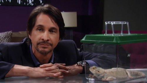 'General Hospital' Spoilers: Hayden Reveals Finn Fatal Illness to Tracy – Lizard Doc Furious that His Secret is Out