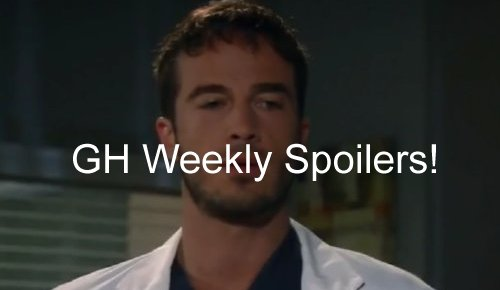 'General Hospital' Spoilers: Week of July 18 – Michael and Sabrina Sizzle – Alexis Pregnancy Riddle Solved