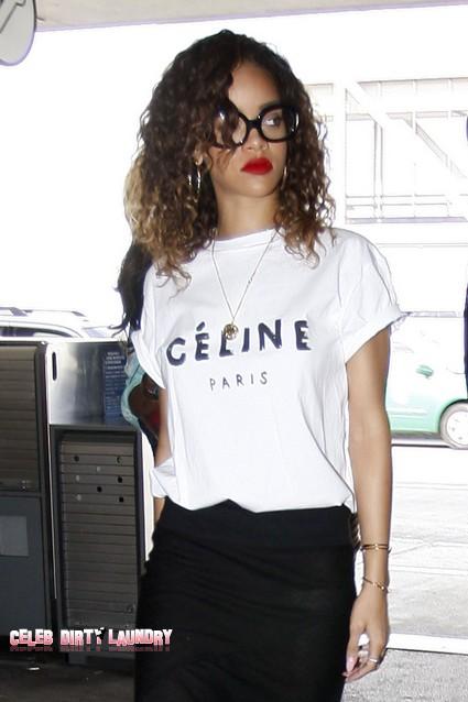 Is Rihanna Living A 'Thug Life'?