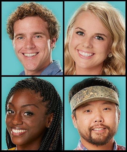 Big Brother 18 Spoilers: Rigged For Returning Player To Win – Frank, Nicole, James or Da'Vonne Set Up BB18 Victory?
