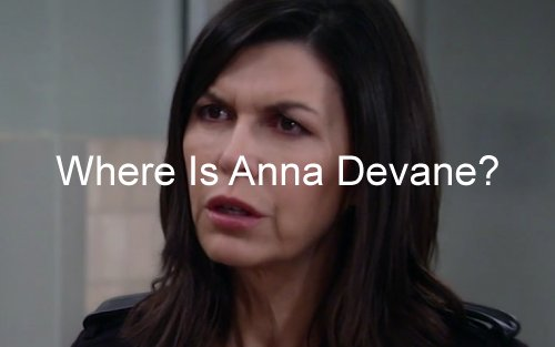 'General Hospital' Spoilers: Anna Devane Return Date Postponed - Finola Hughes Facing GH Contract Issues?