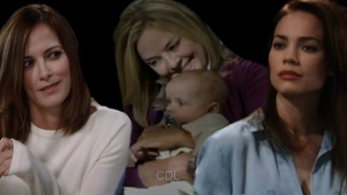 'General Hospital' Spoilers: Heather Bribed by Raymond Berlin to Steal Baby Liz or Hayden – Franco Stunned by Mother's Crime