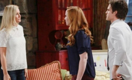 'The Young and The Restless' Spoilers: Week of July 4 – Phyllis and Nikki Fight For Their Lives - Marriages Destroyed