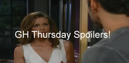 'General Hospital' Spoilers: Maxie Stunned CJ is Claudette, Talks to Dr Griffin - Real Danger on Cassadine Island
