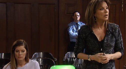 'General Hospital' Spoilers: Who Is Your Favorite Port Charles Lawyer – Diane or Alexis?