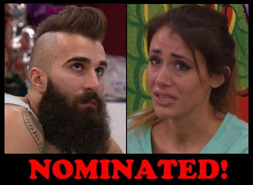Big Brother 18 Spoilers: Week 3 Nominations Revealed – Tiffany and Paul Nominated by Bridgette – Frank Pulling Strings